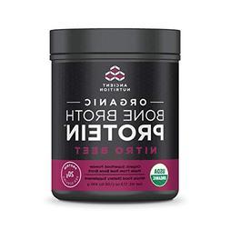 Ancient Nutrition Organic Bone Broth Protein Powder, Nitro B