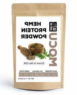 Organic Hemp Protein Powder-60% Protein