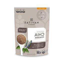 Navitas Naturals Organic Hemp Protein Powder, 12 Ounce Pouch