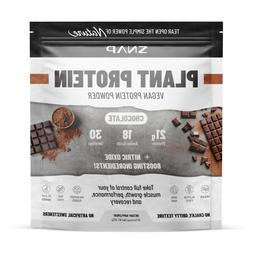 Plant Protein Powder, Muscle Growth, Performance & Recovery