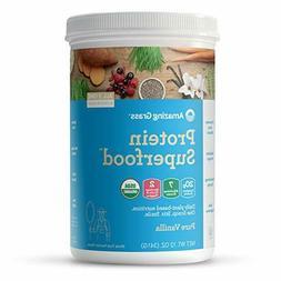 Amazing Grass Organic Plant Based Vegan Protein Powder, Vani