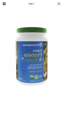Amazing Grass - Organic Protein & Kale Powder Simply Vanilla