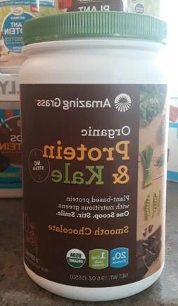 Amazing Grass Organic Protein and Kale - Smooth Chocolate 19