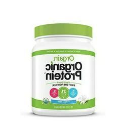 Orgain Organic Protein Plant Based Powder Vanilla Bean 1.2lb