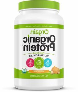 ORGAIN Organic Protein Plant Based Protein Powder - 2.03lb