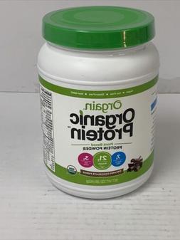 Orgain Organic Protein Plant-Based Powder Chocolate 1.02 Lb