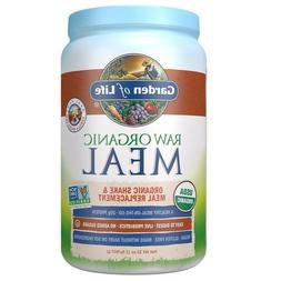 Garden of Life Organic RAW Meal Vanilla Spiced Chai - 2.5 lb