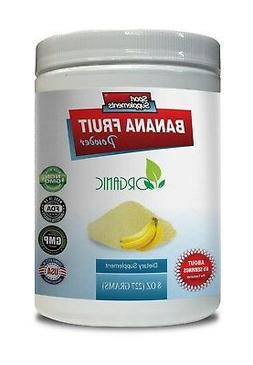 organic superfood powder - ORGANIC BANANA POWDER - vegan pro