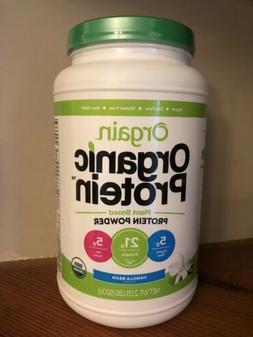 Orgain Organic Vanilla Bean Protein Powder Weight Loss Smoot
