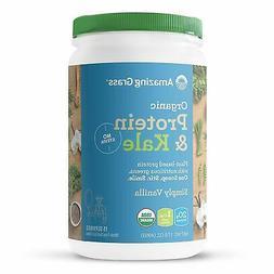 Organic Vegan Protein & Kale Powder 20g of Plant Based Prote