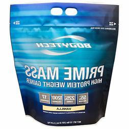 BodyTech <p>Weight Gain Formula - Vanilla - The power mass g