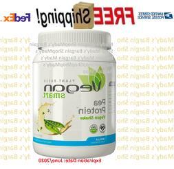 Naturade Pea Protein Diet Supplement Jug, Vanilla, 19  Ounce