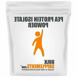 BulkSupplements.com Pea Protein Isolate