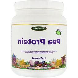Paradise Herbs Pea Protein Unflavored 16 oz 454 g Casein-Fre
