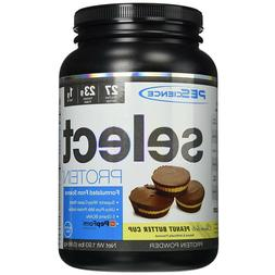 PES SELECT PROTEIN Whey/Casein and Vegan Series - 27 Serving