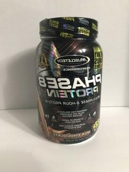 MuscleTech Phase 8 Protein Powder, Multi-Phase 8-Hour Protei