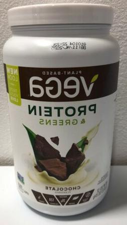 Vega Plant Based Protein and Greens, Chocolate 28.7oz Best B