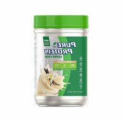 Pure Protein Plant-Based Protein Powder, Vanilla Bean, 20g P