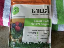 Kura Plant Based Vegan Protein Powder Chai Flavor 3 x 14 oz