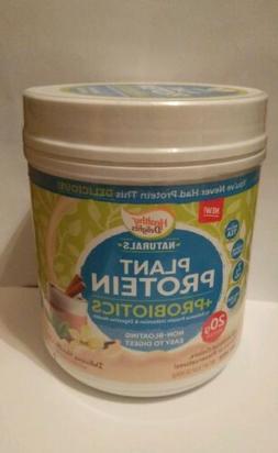 Healthy Delights Plant Protein Powder Delicious Vanilla Chai