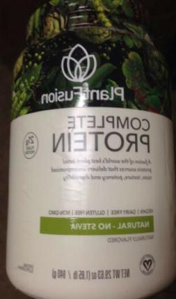 PlantFusion Complete Protein Powder 1.85lb Natural Flavor Ve