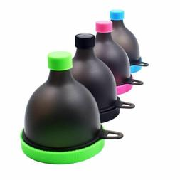 portable protein powder container whey protein storage