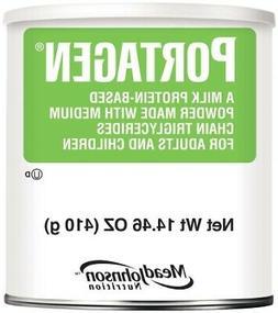 portagen milk protein oral supplement unflavored 14