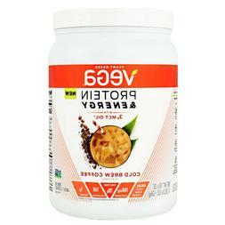 Vega PROTEIN & ENERGY Organic Plant-Based MCT Oil  Powder 18