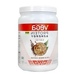 Vega - Protein & Energy Plant-Based Drink Mix Cold Brew Coff