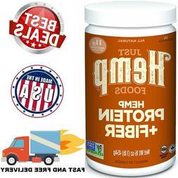 PROTEIN POWDER 1 LB Fiber Omega 3 6 Vitamins Minerals Boost