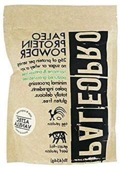 Protein Powder Aztec Vanilla 1 lb by PaleoPro Keto Friendly
