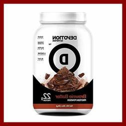 Devotion Nutrition Protein Powder Brownie Batter 20 G 1 Mct