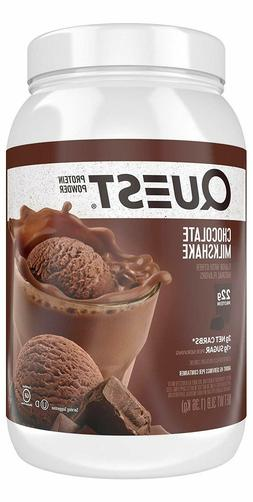 Quest Protein Powder - Chocolate Milkshake