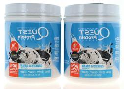 Quest Protein Powder Cinnamon Crunch 2 lbs.