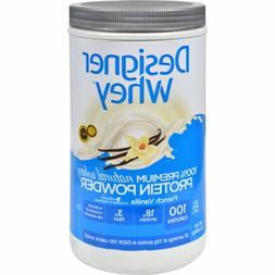 Designer Whey Protein Powder French Vanilla - 2 lbs