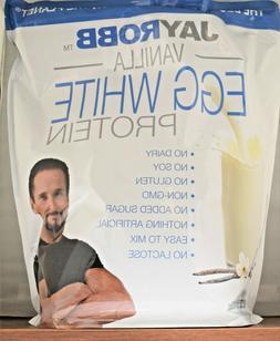Jay Robb - Egg White Protein Powder Vanilla - 80 oz.
