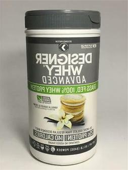 Designer Whey Protein Powder - Vanilla Cookies And Cream - 1