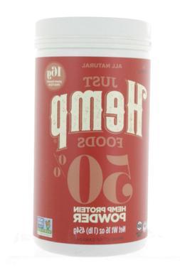 Just Hemp Foods Hemp Protein Powder