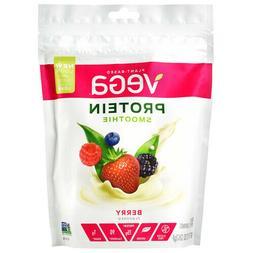 Vega Protein Smoothie, Bodacious Berry, Pouch, 9.2 oz.