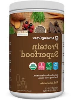 Amazing Grass Protein Superfood Chocolate Peanut Butter 18 S
