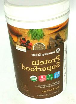 Amazing Grass Protein Superfood: Organic Vegan Chocolate Pea