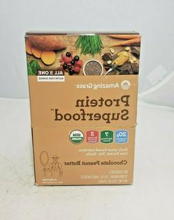 Protein Superfood Pure Peanut Butter Chocolate Amazing Grass