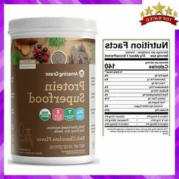 Amazing Grass  Protein Superfood  Rich Chocolate  12 7 oz  3