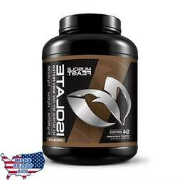 Pure Whey Protein Isolate Powder by Muscle Feast | All