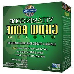 Garden of Life Raw Calcium Supplement - Vitamin Code Grow Bo