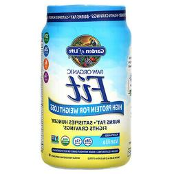 Raw Organic Fit Vanilla Garden of Life 913 grams Powder