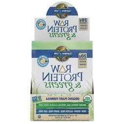 Garden of Life RAW Protein & greens Vanilla - 10 Packets