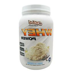 ISS Research Oh Yeah! Whey Protein Powder 2 LBS Chocolate Co