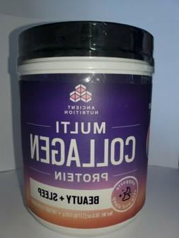 *Sale* Ancient Nutrition Multi Collagen Protein Beauty + Sle