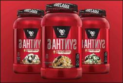 SALE BSN Syntha-6 Cold Stone Creamery *Whey Protein Powder